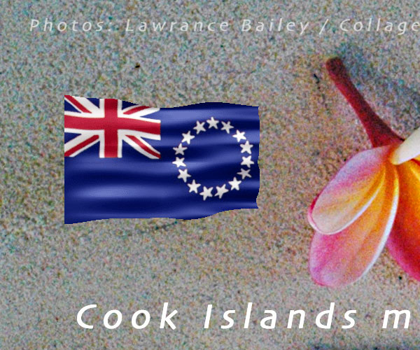 Cook Islands unique and beautiful coins and bank notes